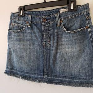 Polo Jean's Ralph Lauren Ashlee Denim Skirt